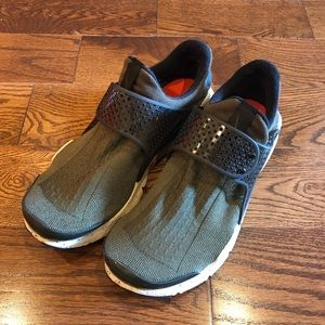 Nike Sock Olive